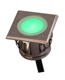 Recessed SS316 Square RGB LED Deck Light